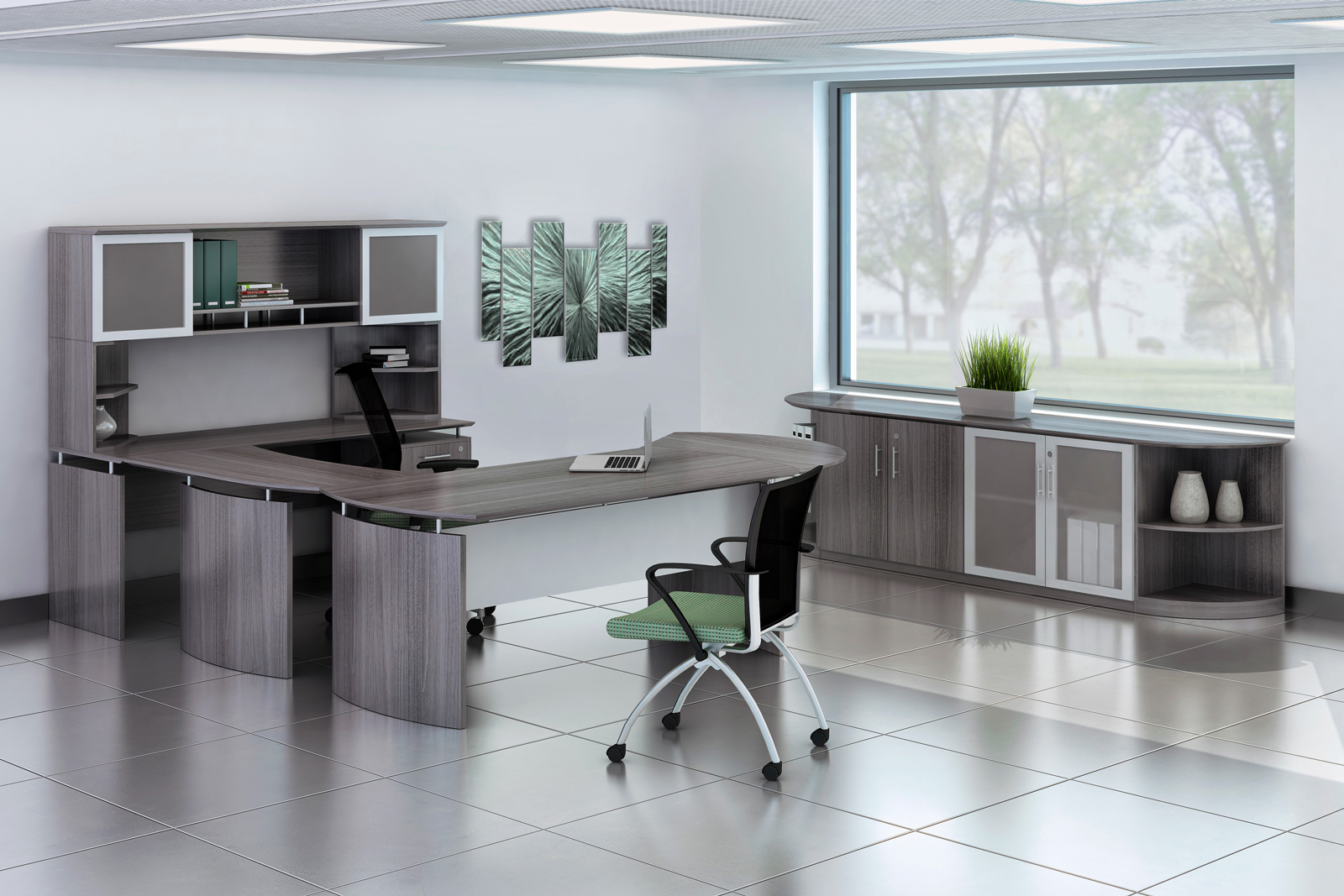 Homepage Affordance Office Environments